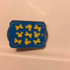 Disney Cooking Tray Pin